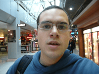 Daniel McClure - Heathrow Airport