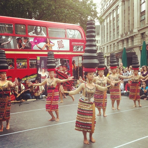 Big Dance @ Leicester Square