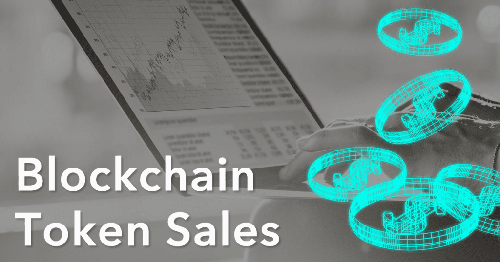 Blockchain Token Sale