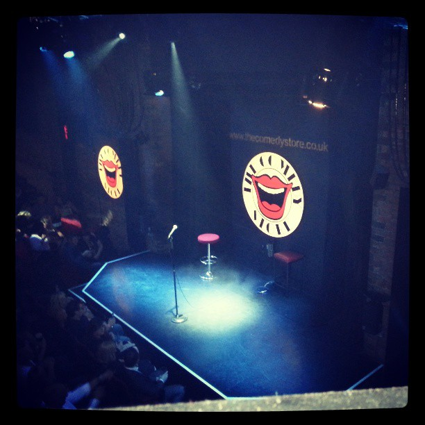 #ComedyStore #Manchester