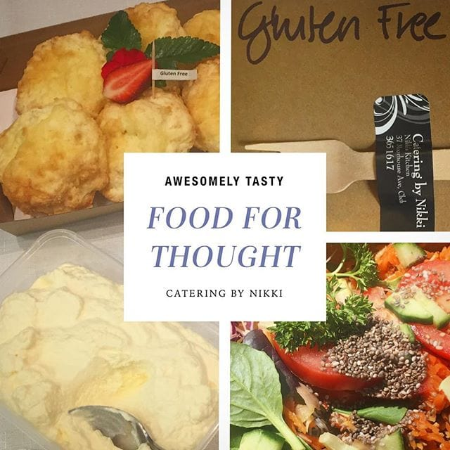 #GlutenFree Everything – Catering By Nikki in #Christchurch at The Great Southern Unconference (#GSUC)