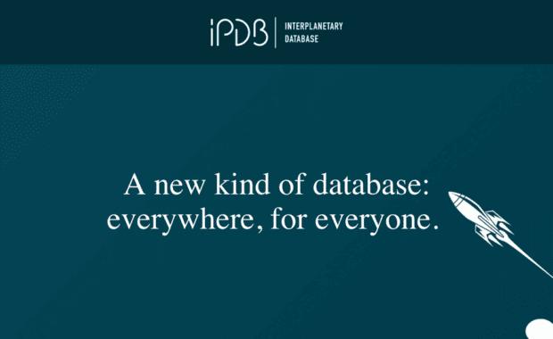 IPDB - Interplanetary Database