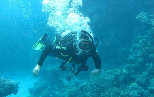 PADI Open Water Diving Licence