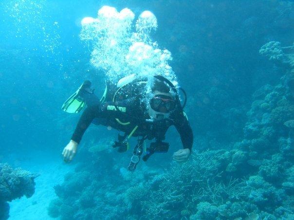 PADI Open Water Diving Licence