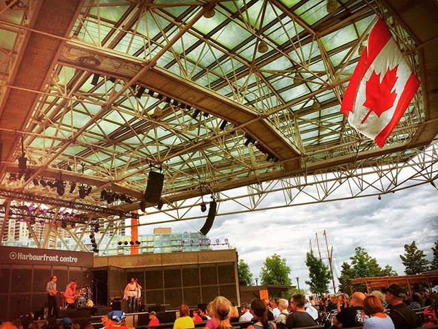 Summer 2017 Music Sessions @ Harbourfront Centre, Toronto