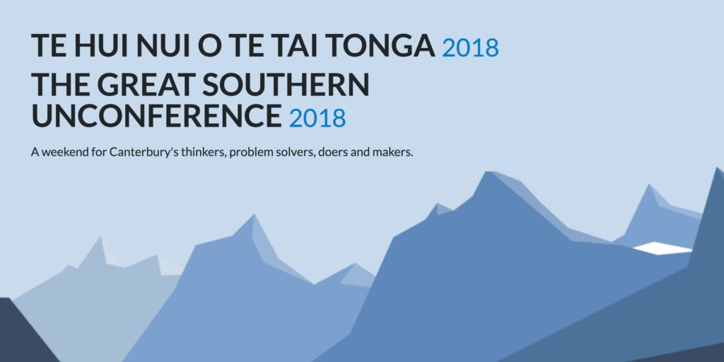The Great Southern Unconference 2018